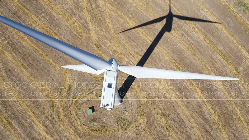 Wind Turbine and Shadow