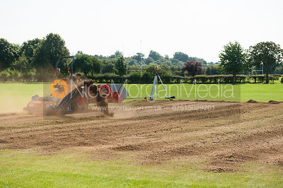 Groundwork Stock Images