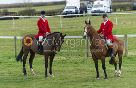 - The Quorn at Garthorpe 21st April 2013.