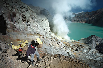 Indonesia Kawah Ijen photos