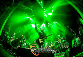 The Levellers in Bournemouth
