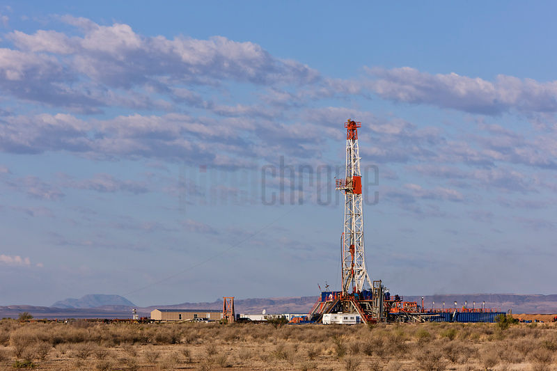 Oil Exploration in Permian Basin