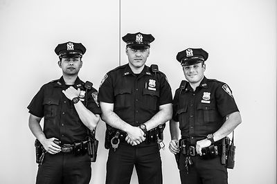 NYPD. ThriveNYC project. Freedom Tower.