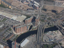 Manchester Wilburn Wharf and Basin development of water front apartments Ordsall Lane Salford