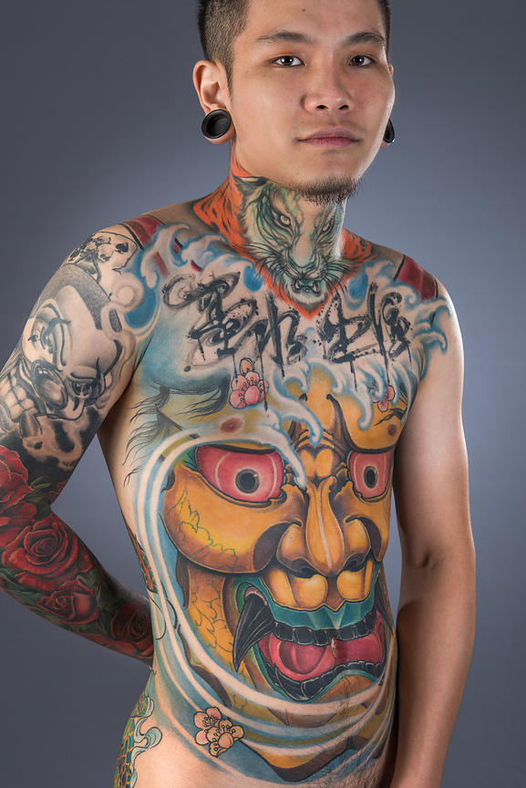 Montreux tattoo convention 2016 photographes