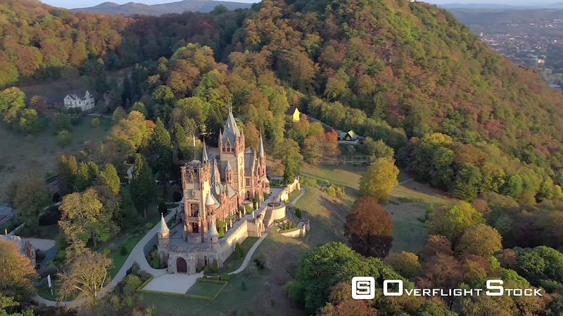 Schloss Castle Drachenburg Germany