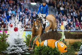 Indoor Cross-Country presented by Tribune de Genève - CHI Genve 57th Edition