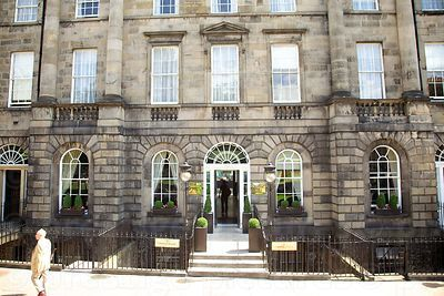 The Roxburghe Crowne Plaza Hotel in Edinburgh