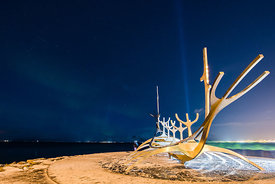 Sun Voyager, Imagine Peace and Northern Light