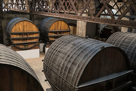 Wooden Fermentation Barrels