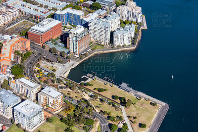 Pyrmont, Jones Bay
