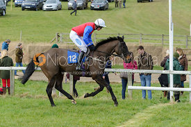 Race 3 - Mens Open - Cottesmore Point-To-Point, Garthorpe, 28/2
