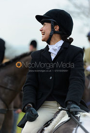 Anna Hanson - The Cottesmore Hunt at Hill Top Farm 10/12/13