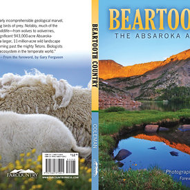 Beartooth Country Book  by Merv Coleman photos