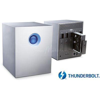 Lacie 5big Thunderbolt photos