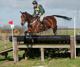 Julian Trevor-Roper and Nikos, Oasby Horse Trials 2011