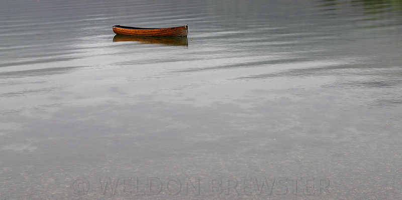 Plockton_Rowboat_One