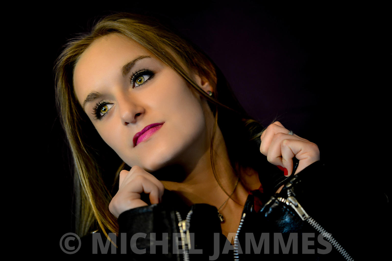 PHOTO MODELE EN STUDIO
