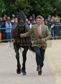 Andrew Nicholson and QUIMBO - First Horse Inspection, Mitsubishi Motors Badminton Horse Trials 2014
