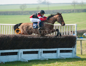 Race 3 - Belvoir Hunt Point to Point 24/3/12