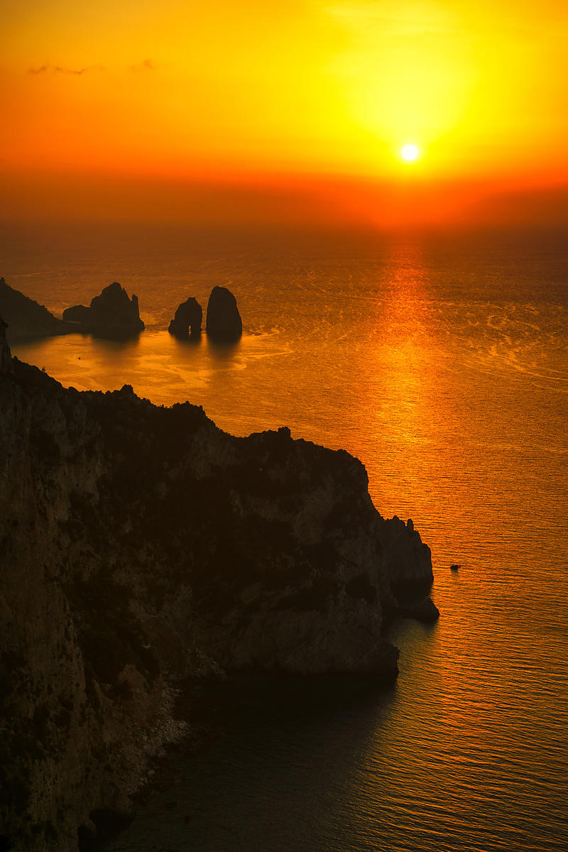 Isle of Capri Sunrise