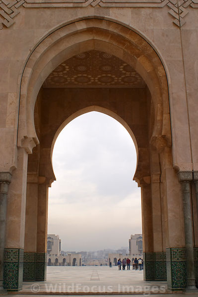 Hassan II Mosque photos