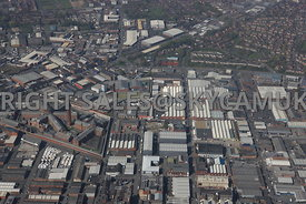 Manchester Cheetham Hill Industrial Estate,