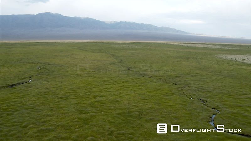 Drone Video South Gobi Mongolia