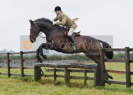 Nicholas Leeming MFH - The Cottesmore Hunt at Marefield 26/8