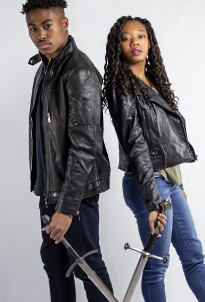 AMIRI & ALEXIS: URBAN FANTASY photos