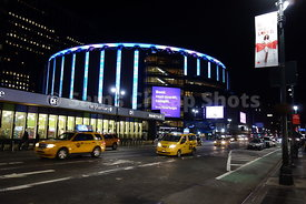 Madison Square Garden, NYC