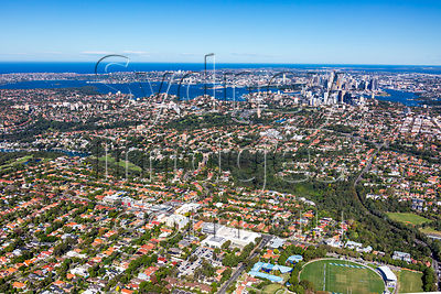Northbridge to Sydney Harbour