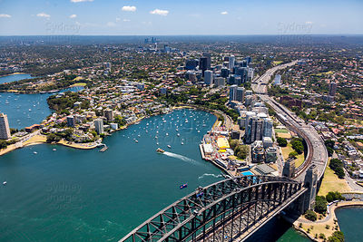 Milsons Point and North Sydney