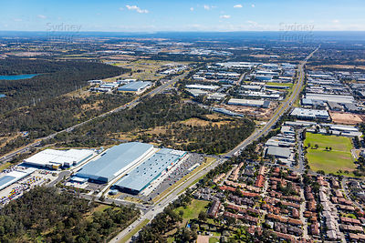 Blacktown and Huntingwood