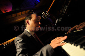 Oliver Kent with Roman Schwaller Jazzquartet at Festival da Jazz- Live at Dracula Club in Saint St. Moritz