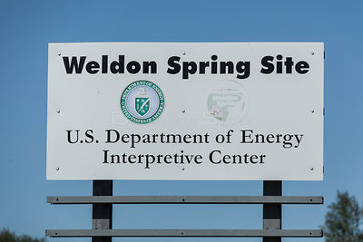 Nuclear Waste Adventure Trail Weldon Spring Missouri