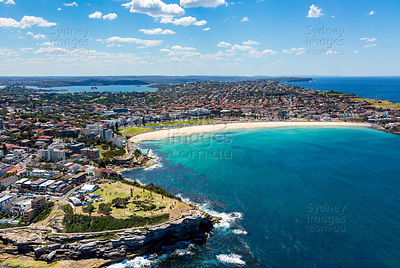 Tamarama and Bondi Beach