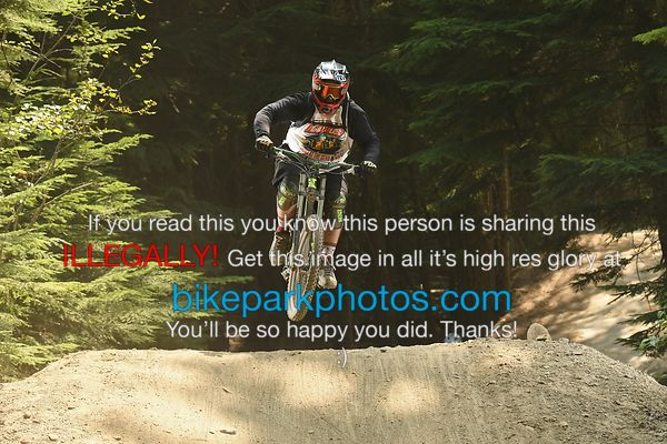 Tuesday July 24th Heart of Darkness bike park photos