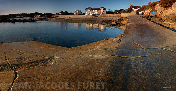Port-Blanc-pano cale Roc'h Annick-2015-06-28