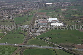 Radway Green Former Royal Ordnance Factory now a Radway Green Business Park Alsager