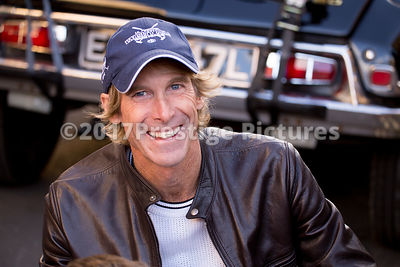 Michael Bay director of Transformers5: The Last Knight
