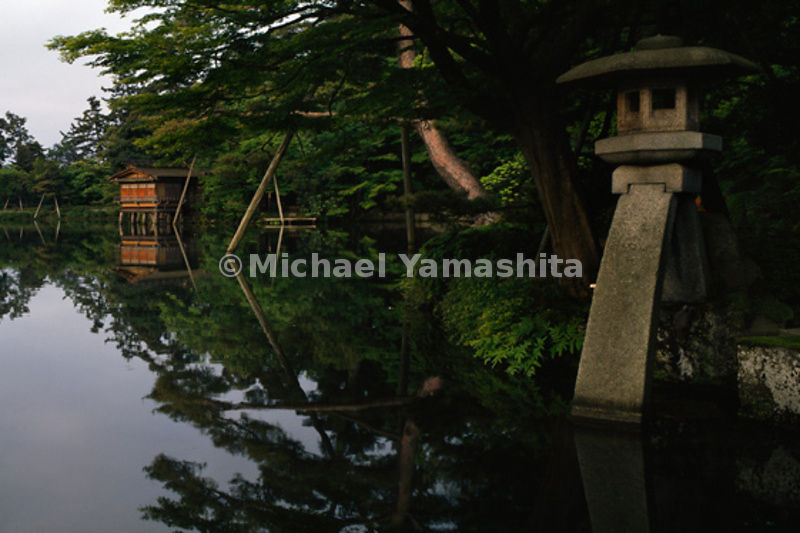 In The Japanese Garden photos