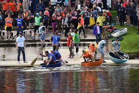 10th Annual Coracle Wold Championships.