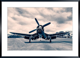 Corsair F4U Redbull Full © 2018 Olivier Caenen, tous droits reserves