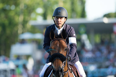 Grand Prix LGCT Madrid 2017 photos