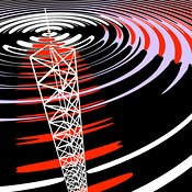 Radio Transmission Tower 14B variant 8