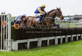 REALT AG LEIMT and Dale Peters - Race 4 Open Race - Meynell and South Staffs Point to Point 2014
