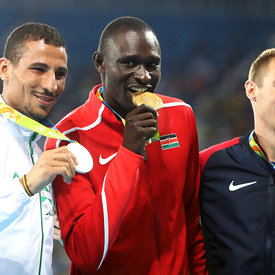 David RUDISHA (KEN) photos