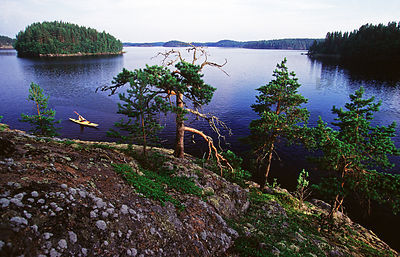 Linnansaari National Park, Savo photos