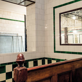 M Manze Pie and Mash shop, Chapel Market, London